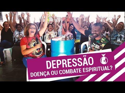 É SÓ ALEGRIA #13 // DEPRESSÃO É DOENÇA OU COMBATE ESPIRITUAL?// Eduardo Badu e Antonieta Sales