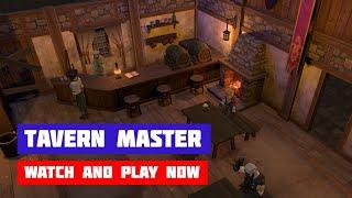 Tavern Master · Game · Gameplay