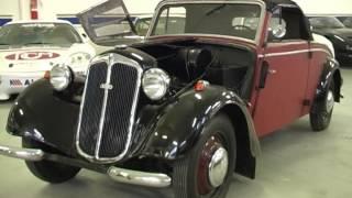 """DKW  Meister Class Autounion  1939  """"topolino amaranto"""""""