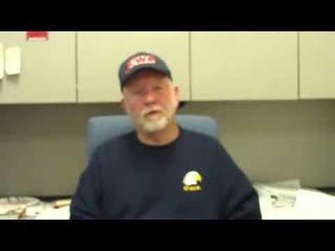 "Bob Hall CWA 4319 ""On The issues"""