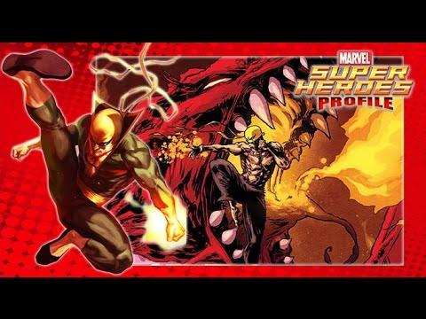 [SHP] 25 ประวัติ Iron Fist ตัวแทนแดนสวรรค์ ผู้สืบสานตำนานหมัดมังกร !!