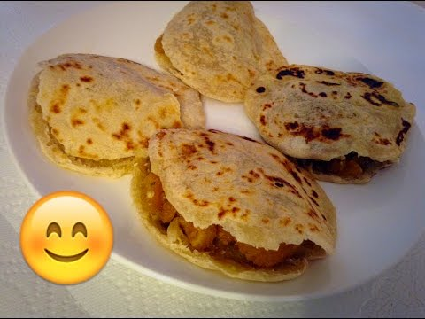 How to Make Mexican RICAS GORDITAS