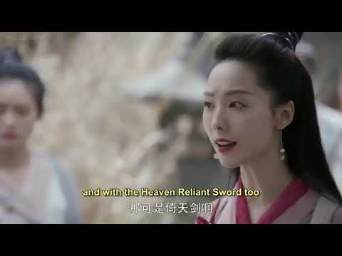 Download Heavenly Sword and Dragon Slaying Sabre 2019. ep32 Eng subs.