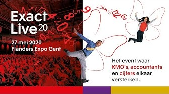 Exact Live België 2020