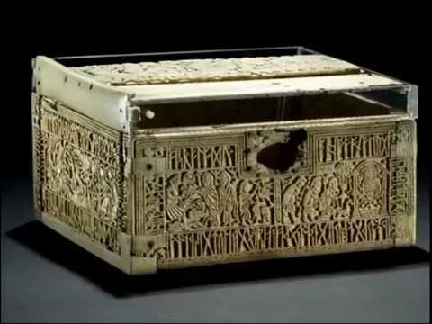 Considering the institutional narratives and object histories of the Franks Casket.