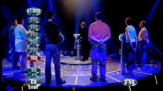 Weakest Link - 26th January 2001