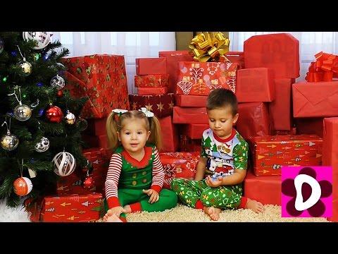 ПОДАРКИ для Дианы Ромы на Новый Год - любимые игрушки