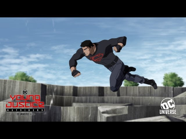 Young Justice trailer stream