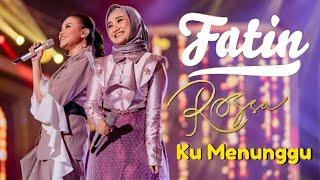 Wow! Rossa feat.Fatin - Ku Menunggu(BukaLapak),Setelah Sekian Lama Akhirnya Mereka Sepanggung Lagi!