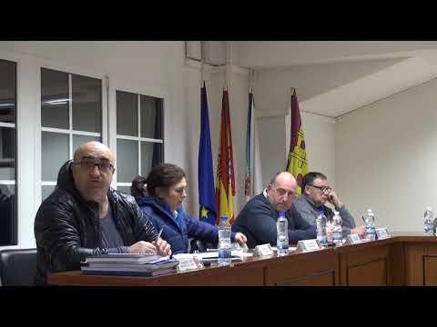 Pleno Ordinario do Concello de Santa Comba (22 - 03 - 2019)