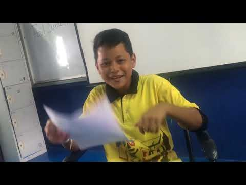 Abdul Muaz & Syafa Wany - Latihan Dengarilah (Despacito Malay)