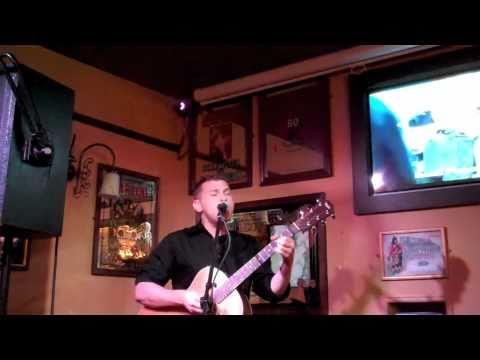 Sean Benjamin - The Tonight Song - Live in Edinburgh, Scotland at Three Monkeys