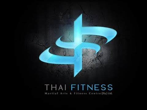 Thai Fitness - Khan 4 Section 1 Basic kicks of Muaythai (THE ROUND HOUSE FAMILY)