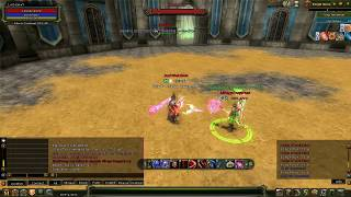 Knight Online Titan 83 lvl warrior - Etiket vs movie 2