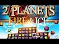 2 Planets: Fire and Ice Trailer