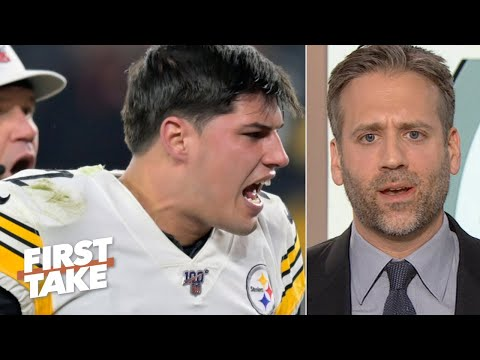 Mason Rudolph Initiated The Fight Vs. Myles Garrett – Max Kellerman | First Take