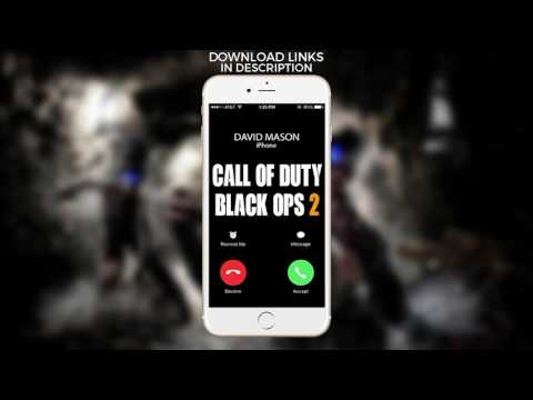 Call of Duty Black Ops 2 Theme Song Ringtone
