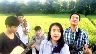 WHITE LOVE - UNPLUGGED BAND LIVE ACOUSTIC COVER