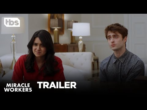 Miracle Workers: The Stakes are Raised [TRAILER #2] | TBS