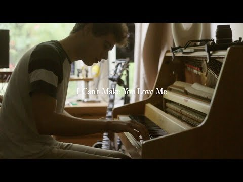 Bon Iver — I Can't Make You Love Me Piano Cover