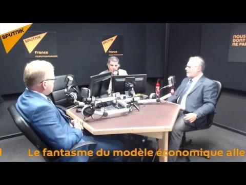 Le fantasme du modèle économique allemand