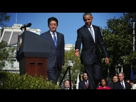 Will Shinzo Abe Tell Congress Japan Is Sorry?
