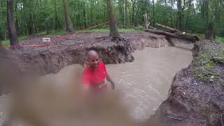 Terrain Racing [Mud Run] 2017 (A Mud River)