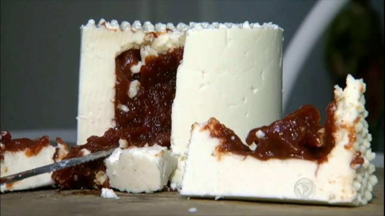 Resultado de imagem para queijo recheado com goiabada