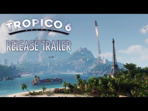 Tropico 6 (El Prez Edition) PS4