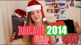 JULEGAVER 2014 Thumbnail