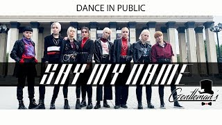 [KPOP IN PUBLIC//RUSSIA] ATEEZ - Say My Name dance cover by Gentleman'S✨