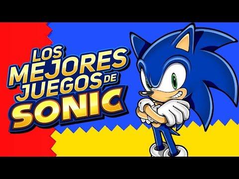 Los 5 Mejores Juegos de Sonic