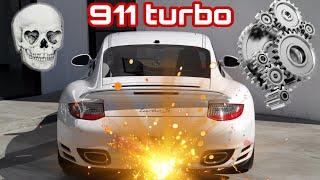 ???? PORSCHE 911 TURBO S en GRÚA????!! Desmontar caja de cambios PDK, reparar y probar????✌???? GeBox