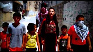 SHADIA MANSOUR Ft M1 (DEAD PREZ)-AL KUFIYYEH 3ARABEYYEH (OFFICIAL VIDEO)