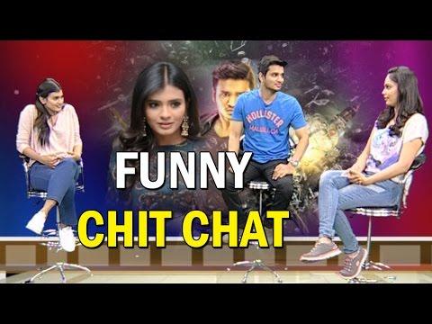 Nikhil Interviews Nandita Swetha and Hebah Patel || Ekkadiki Pothavu Chinnavada Interview || NTV