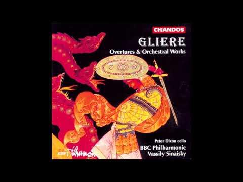 Reinhold Glière : Heroic March for the Burjat-Mongolian ASSR for orchestra Op. 71 (1936)