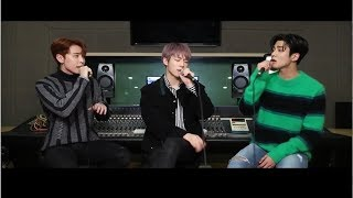 SF9 보컬라인 화음 보고가세요 Vocal Medley (Jaeyoon, Dawon, Rowoon)