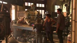 Behind The Scenes - Real Steel [part 5]