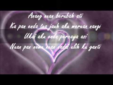 _I LOVE YOU PENGABIS ATI_by sandra AJ