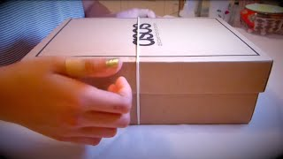 ASMR l Unboxing TINGLY Packages ! ✩ Soft Speaking~Crinkly~Sticky Sounds