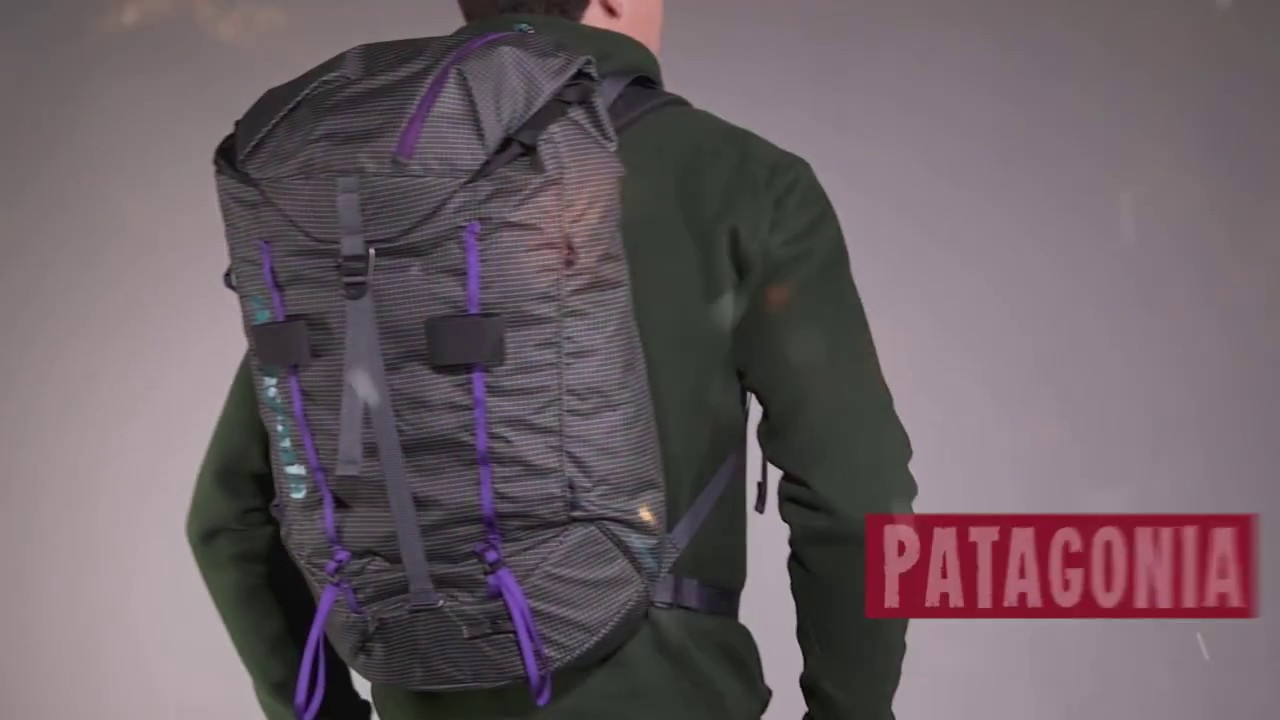 Patagonia Ascensionist 30L Pack 2017 Review - YouTube 446433f050892