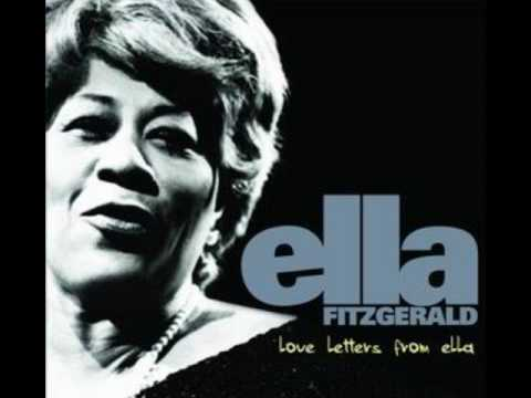 """Oh, Lady be Good!""   Ella Fitzgerald"