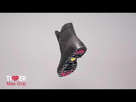 Navatex Oc System Ice Grip Winter Boots