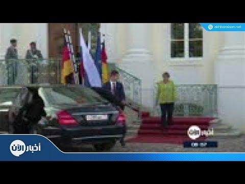 بوتين يدعو أوروبا إلى المساعدة في إعادة إعمار سوريا