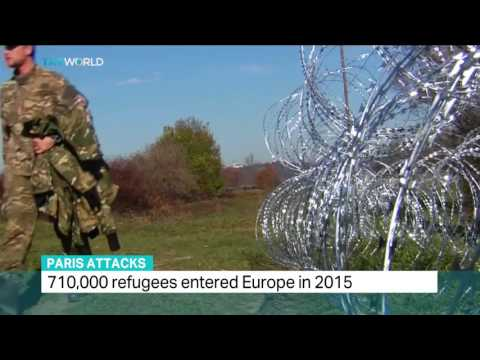 TRT World - Interview with Fred Abrahams from Norwegian Refugee Council on Paris attacks