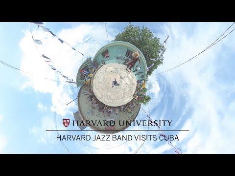 The Harvard Jazz Band Visits Cuba
