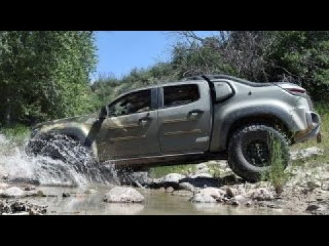 Gm Us Army Team Up For Chevrolet Colorado Zh2 Youtube