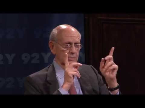 Supreme Court Justice Stephen Breyer and Noah Feldman