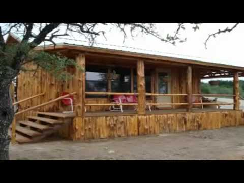 West smithville texas log cabin builder youtube for Cabin builder texas