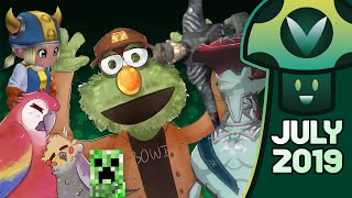 [Vinesauce] Vinny - Best of July 2019
